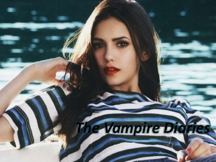 The Vampire Diaries<br />