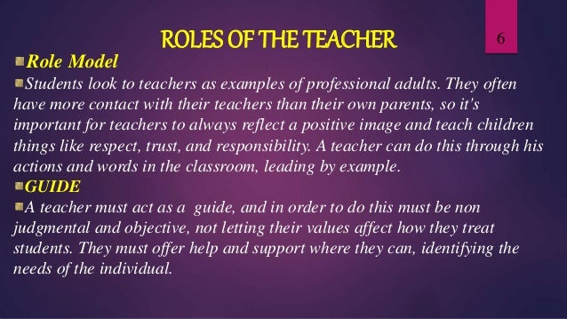 roles of the interactive teacher The role of assessment in instruction  and assessment are the three interactive components of educa-  teacher-made tests play a central role in student.