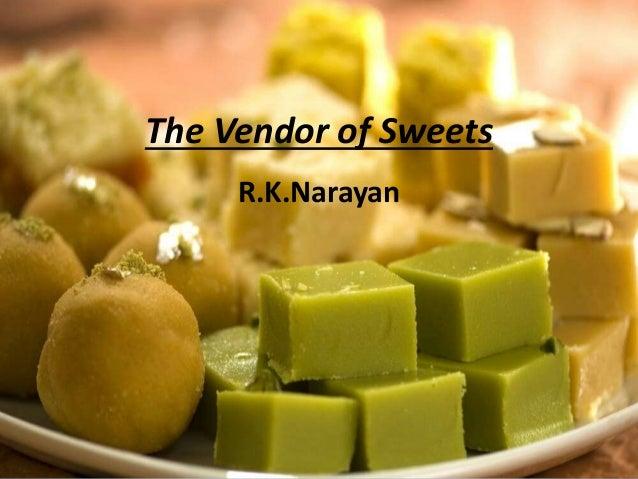 The Vendor of Sweets R.K.Narayan
