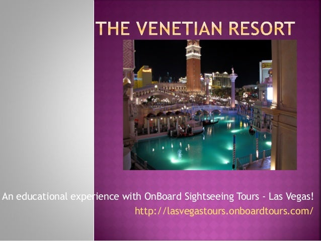 An educational experience with OnBoard Sightseeing Tours - Las Vegas!                             http://lasvegastours.onb...