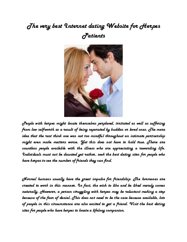 Best Herpes Dating Website for Herpes Dating and Support