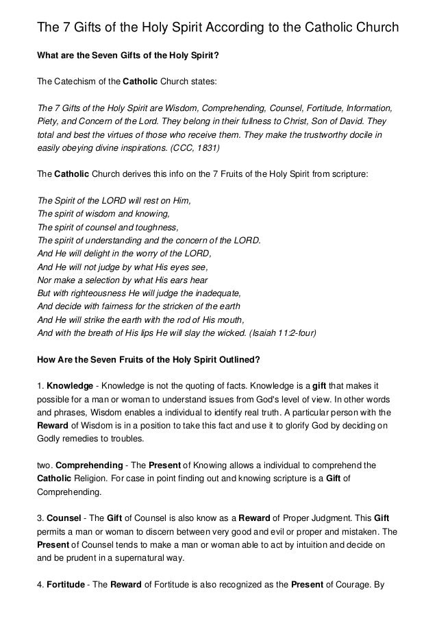 The 7 gifts of the holy spirit according to the catholic church 1 638gcb1368599525 upcoming slideshare negle Image collections