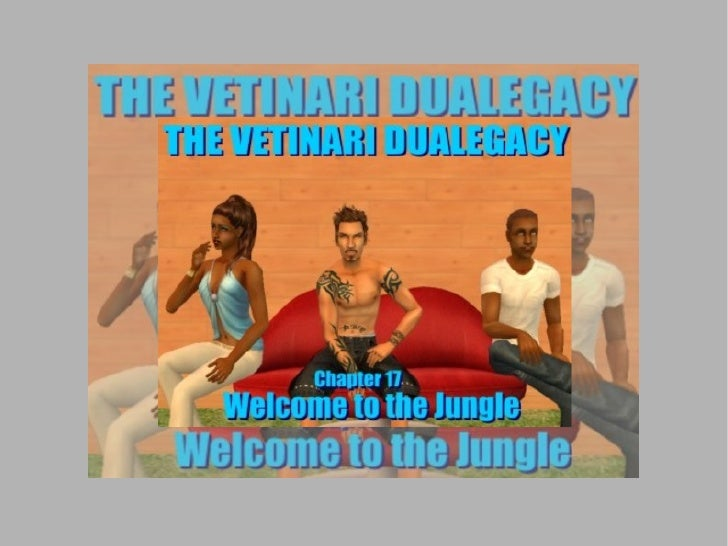 Welcome back to the Vetinari Dualegacy! This is Chapter 17: Welcome to the Jungle.  Last time, Gen 5 finished getting old ...