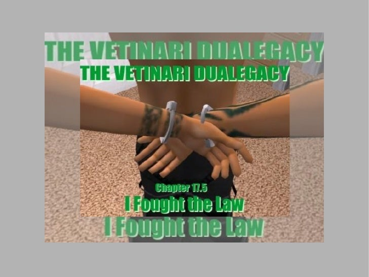 Welcome back to the Vetinari Dualegacy! This is Chapter 17.5: I Fought the Law!  Last chapter, Eddie Landgraab wormed his ...