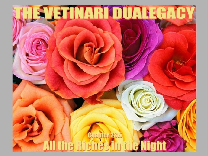 Welcome back to the Vetinari Dualegacy! This is Chapter 23.5: All the Riches in the Night!  Last time, Gen 8 got to colleg...