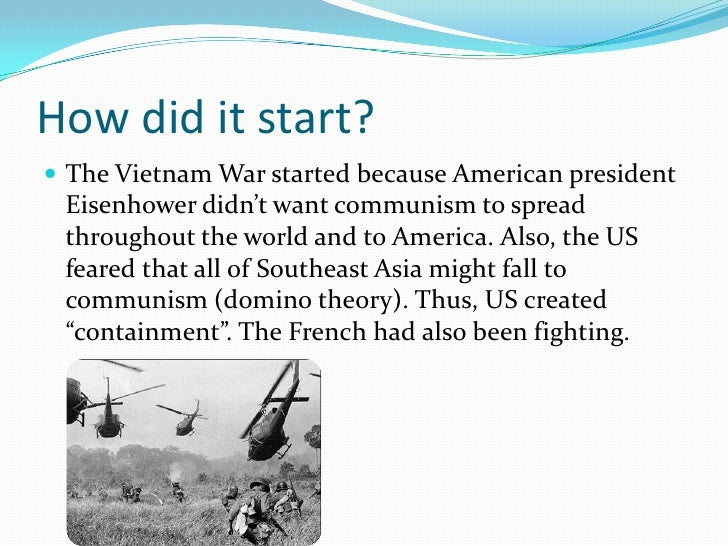 Vietnam War And The Domino Theory Coursework Academic Service