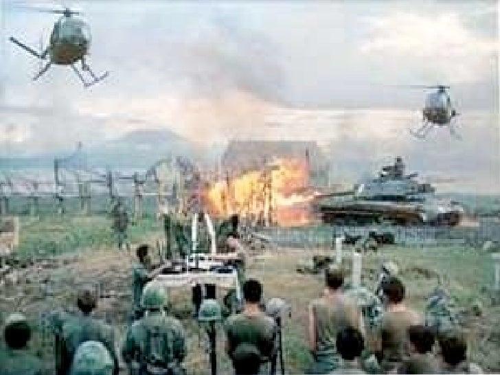The Vietnam    War1954 - 1975