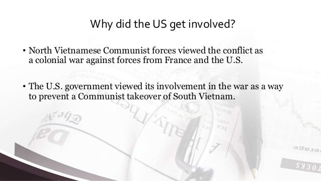 Why did some Americans oppose the Vietnam War?