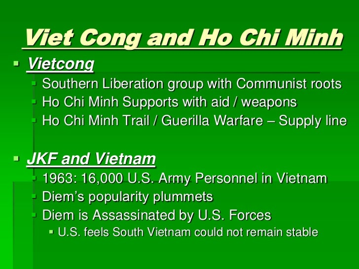 Ho Chi Minh and the Vietnam War