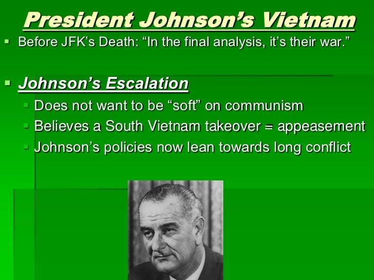 The Gulf War and the Vietnam War