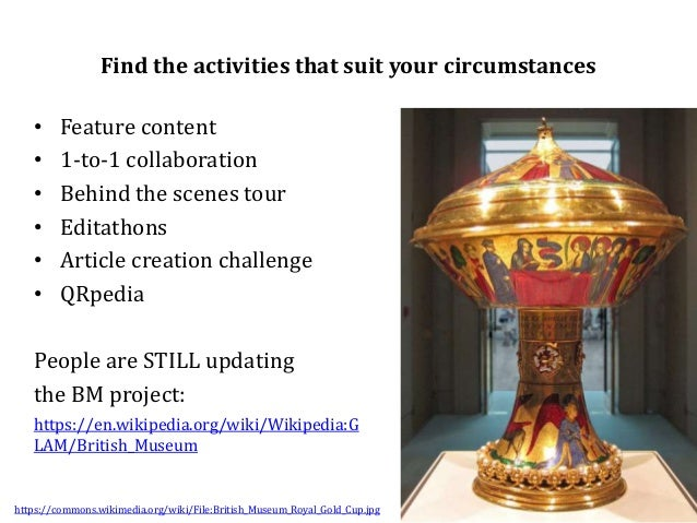 Find the activities that suit your circumstances • Feature content • 1-to-1 collaboration • Behind the scenes tour • Edita...