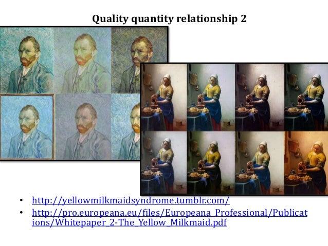 • http://yellowmilkmaidsyndrome.tumblr.com/ • http://pro.europeana.eu/files/Europeana_Professional/Publicat ions/Whitepape...