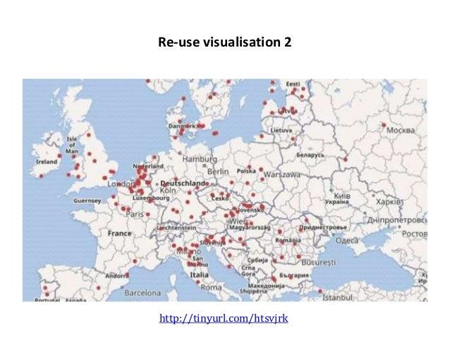 Re-use visualisation 2 http://tinyurl.com/htsvjrk