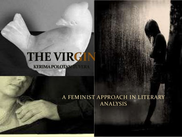 analysis of the virgin by kerima polotan tuvera