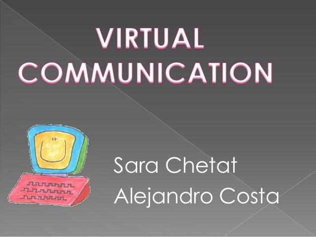 Sara Chetat Alejandro Costa