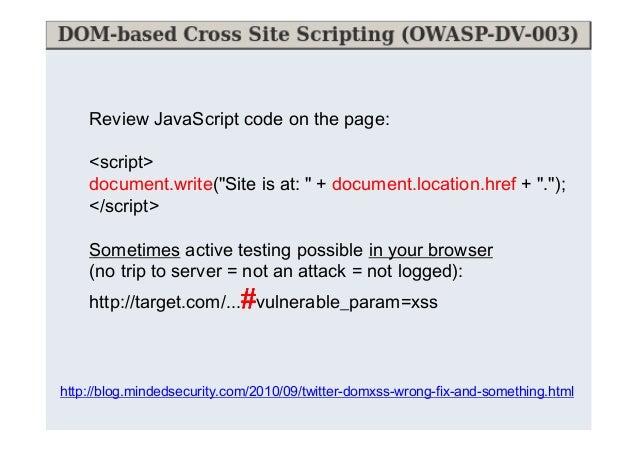 VSA: The Virtual Scripted Attacker, Brucon 2012 Slide 3