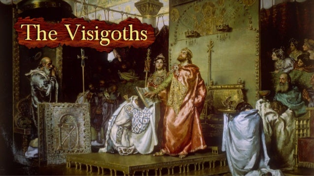 The Visigoths defeats Attila of the Huns at the Catalaunian Fields, together with Rome's allies 462 Visigoths expand into ...