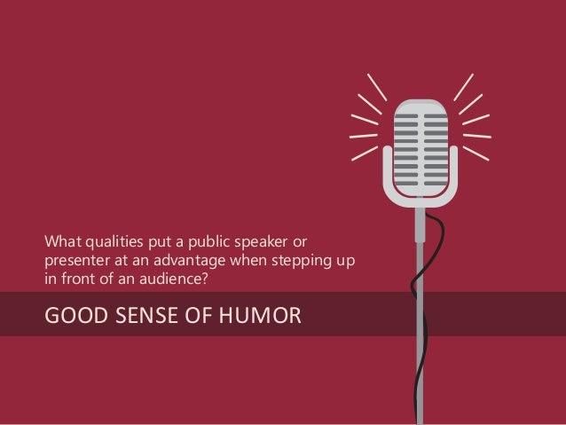 The Vitamin E of Public Speaking Slide 2
