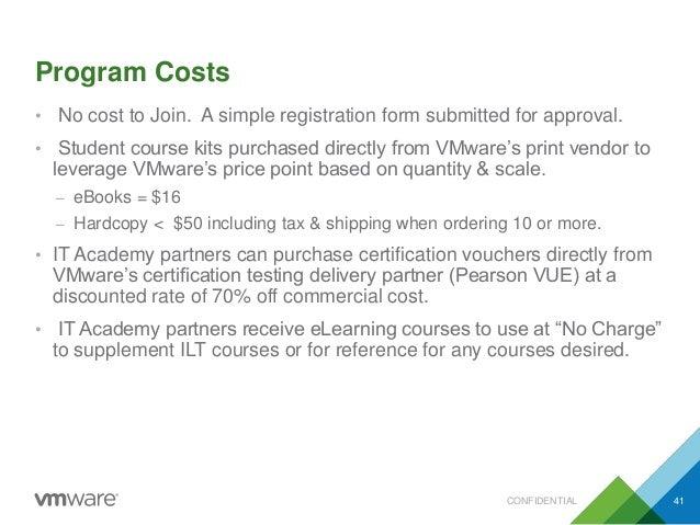 Vmware it academy program 41 fandeluxe Choice Image