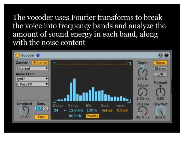 the vocoder auto tune pitch standardization and vocal virtuosity