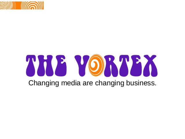 Changing media are changing business.