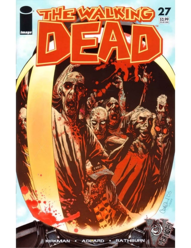 The walking dead 27