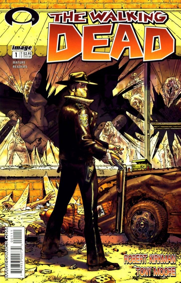 The walking dead #01