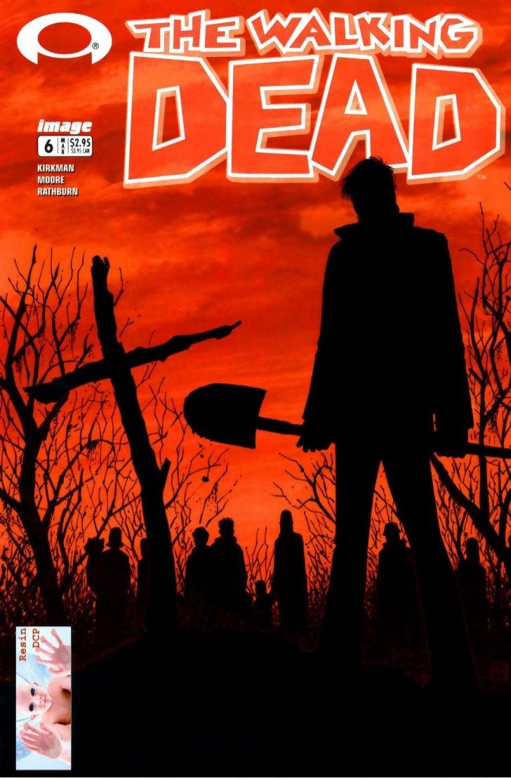 The walking dead #06