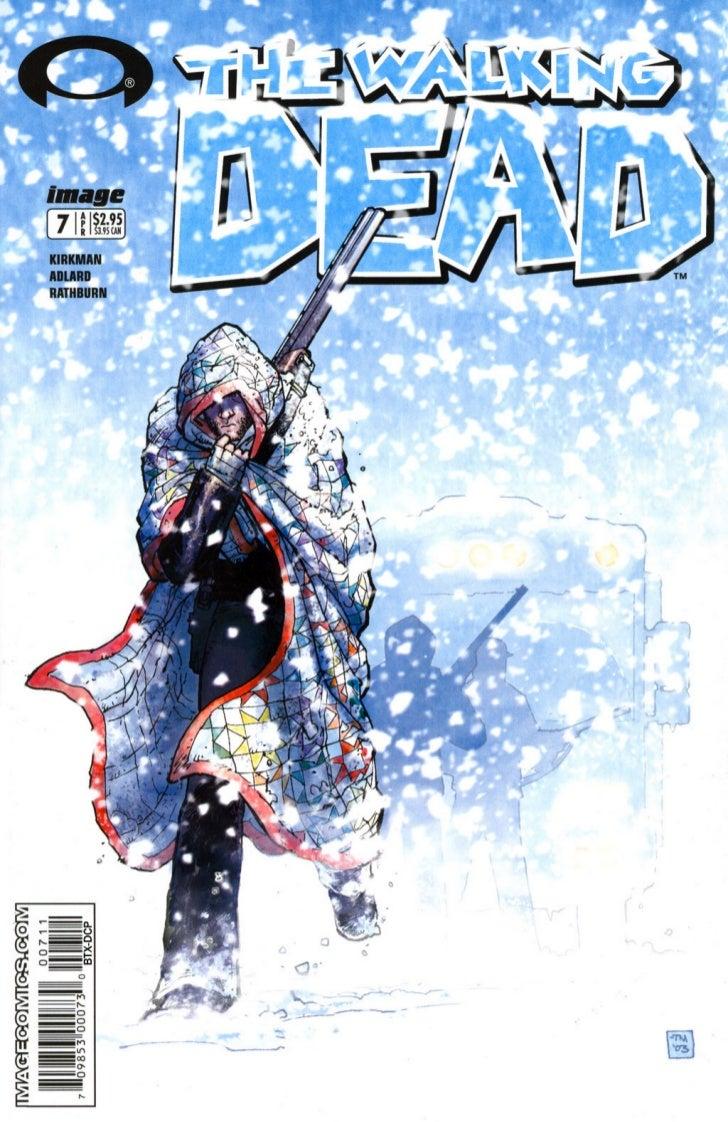 The walking dead #07