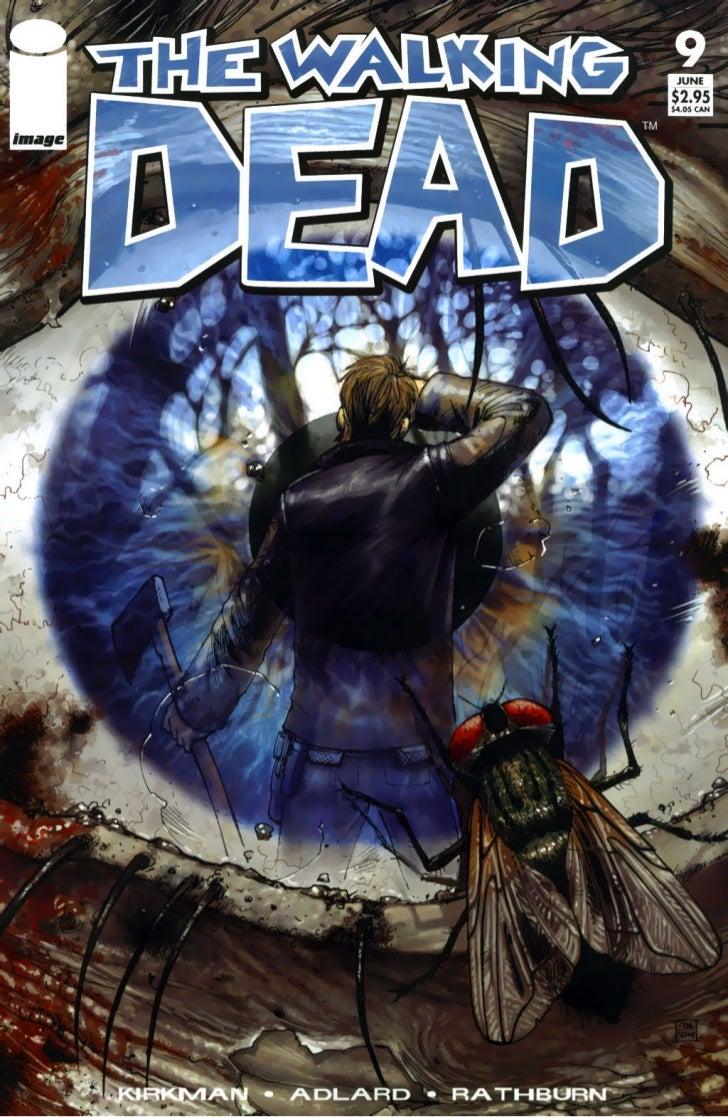 The walking dead #09