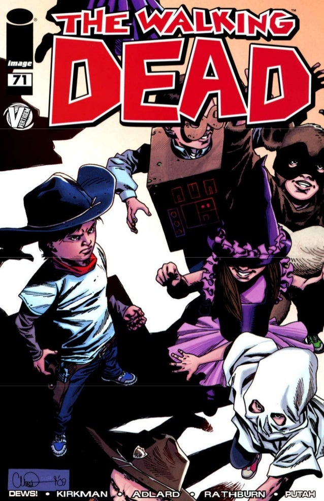 The walking dead (71)
