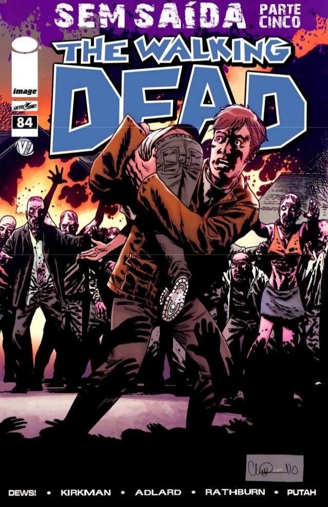 The walking dead (84)