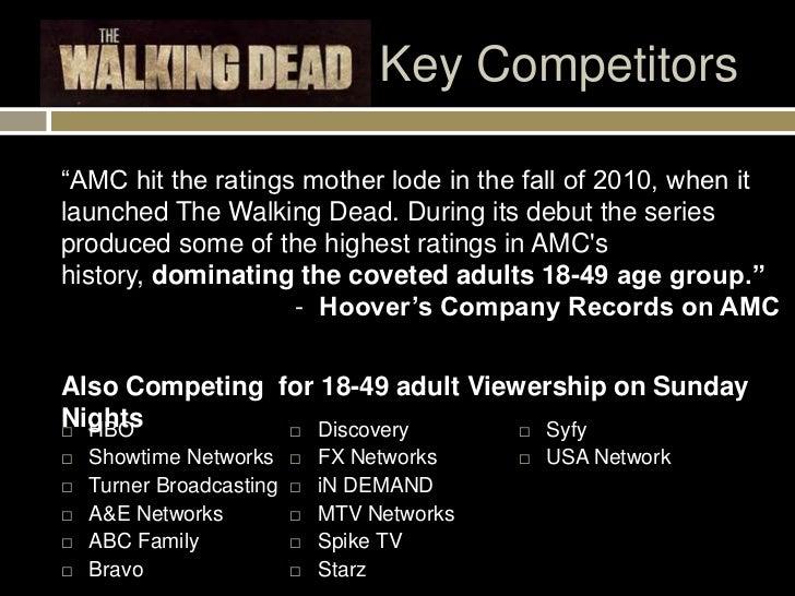 The Walking Dead Power Point In Progress Jake S Slides 1