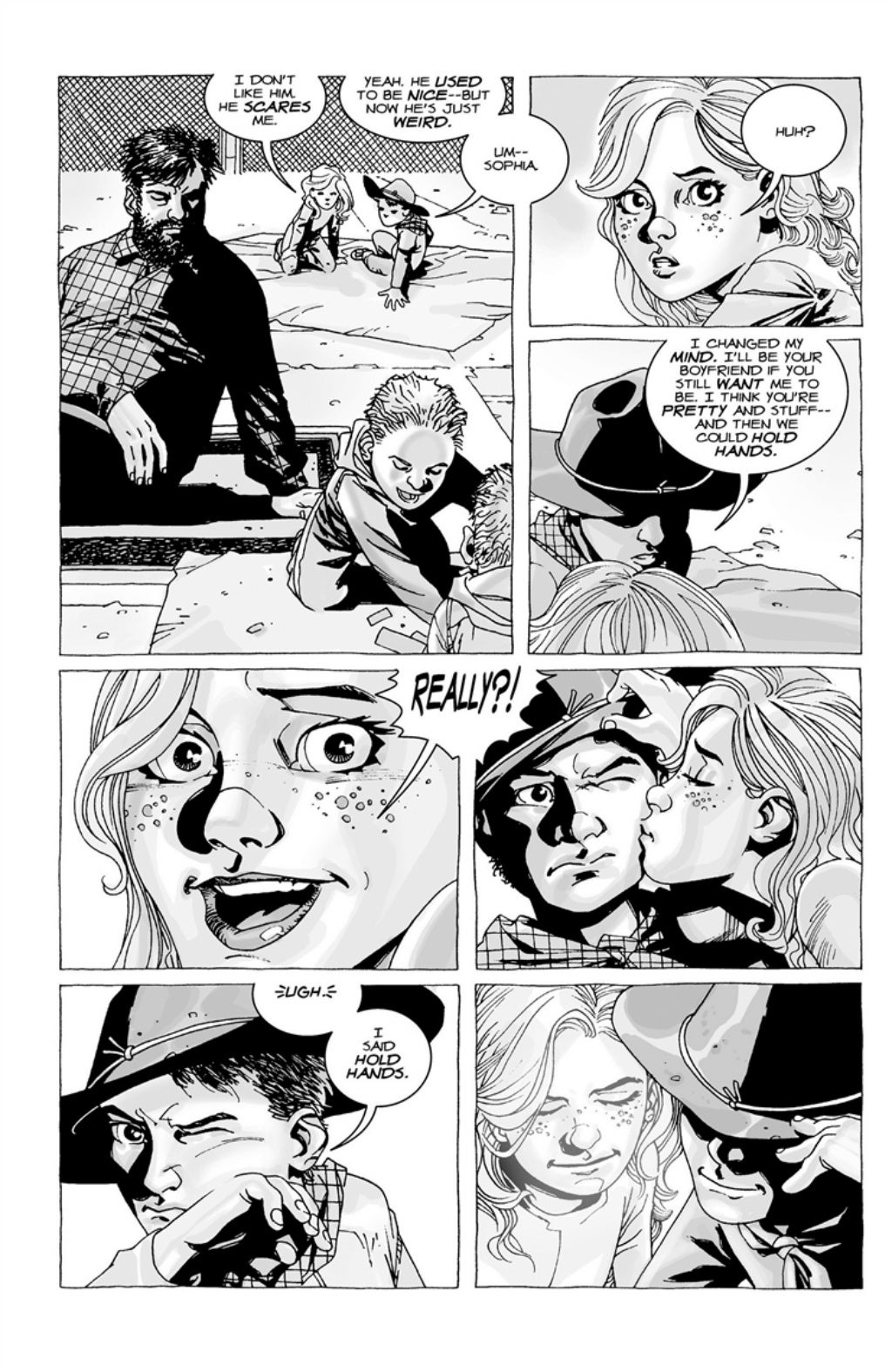 The Walking Dead volume 3 page 101
