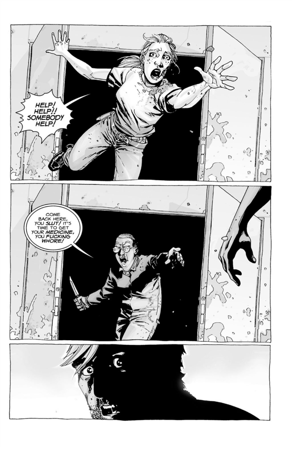 The Walking Dead volume 3 page 102