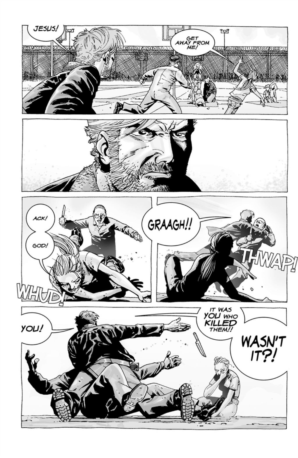 The Walking Dead volume 3 page 103