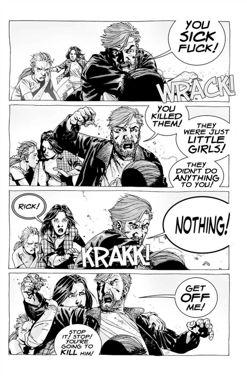 The Walking Dead volume 3 page 104