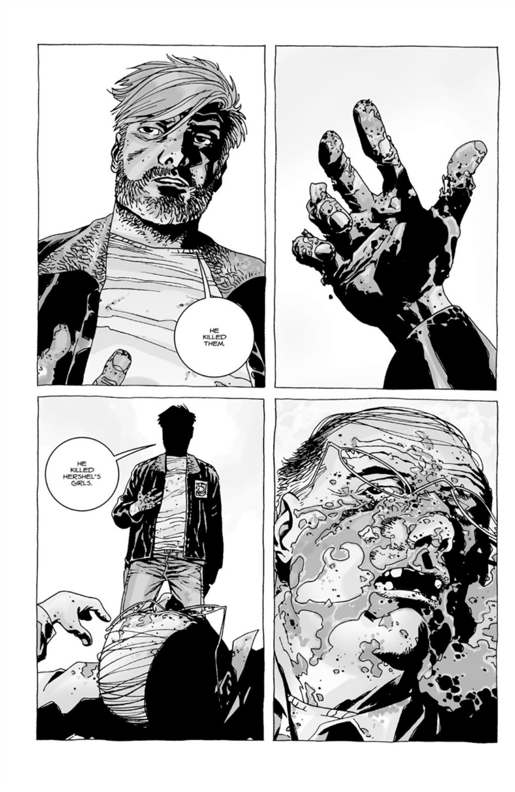 The Walking Dead volume 3 page 107