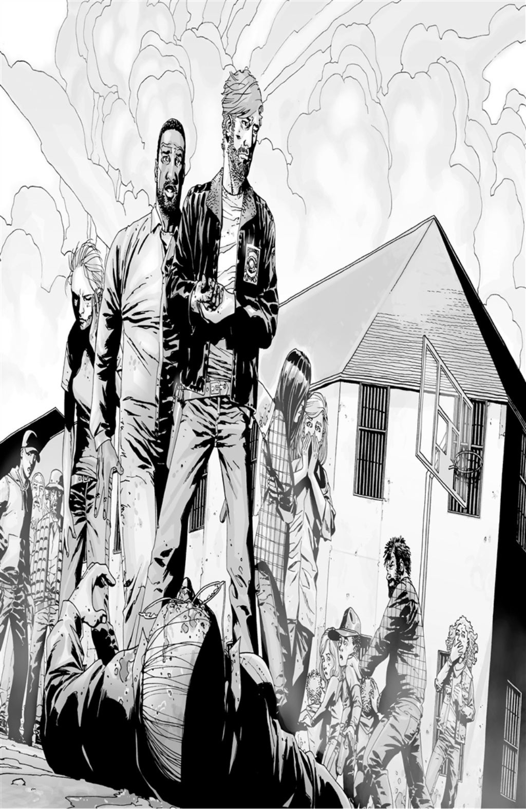 The Walking Dead volume 3 page 108