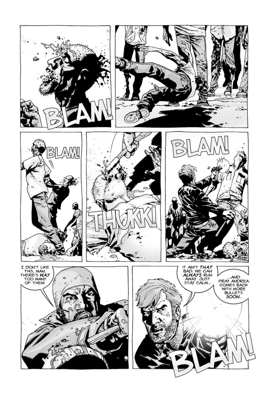 The Walking Dead volume 3 page 11