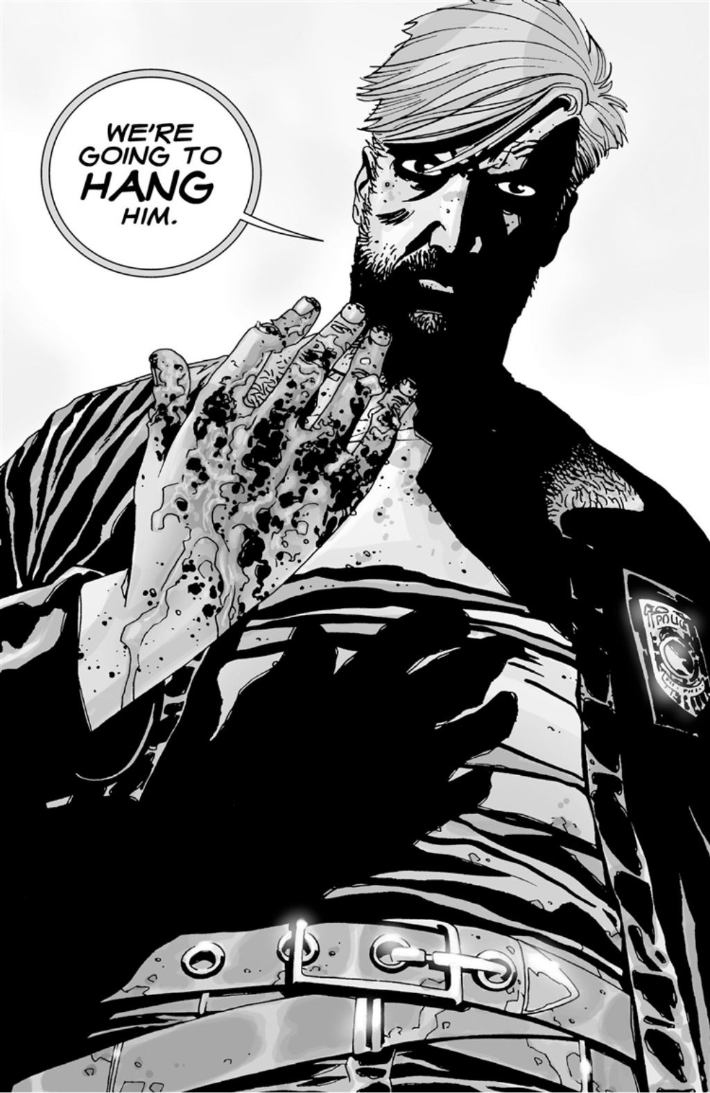 The Walking Dead volume 3 page 113