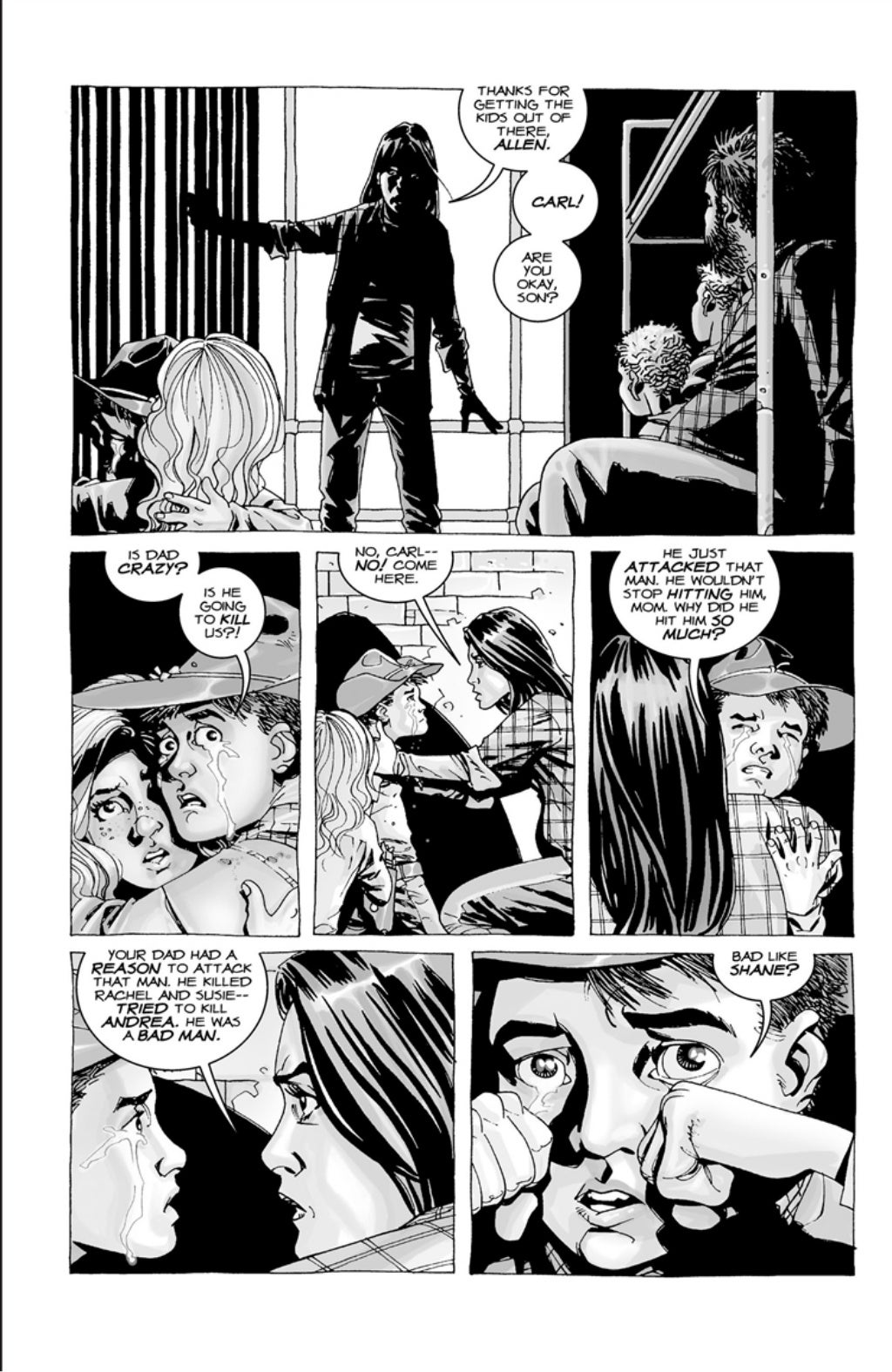 The Walking Dead volume 3 page 114