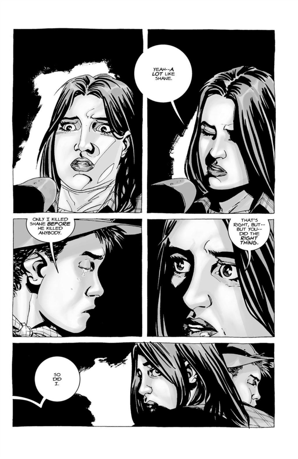 The Walking Dead volume 3 page 115