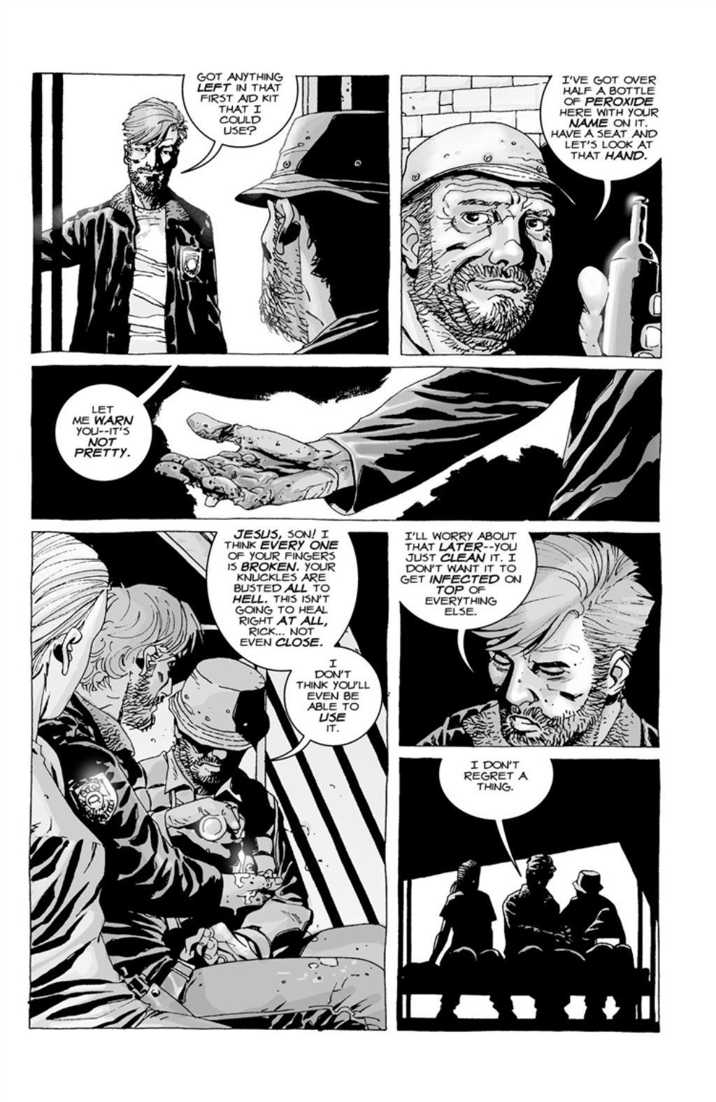 The Walking Dead volume 3 page 119
