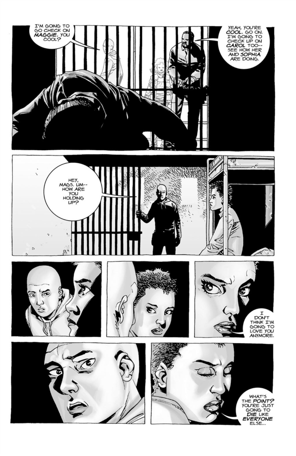 The Walking Dead volume 3 page 125
