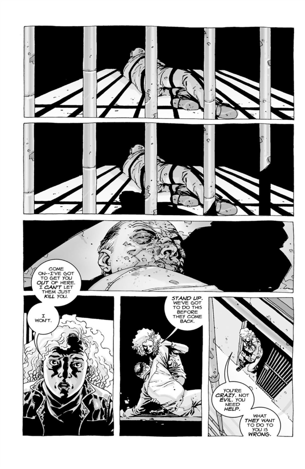 The Walking Dead volume 3 page 126