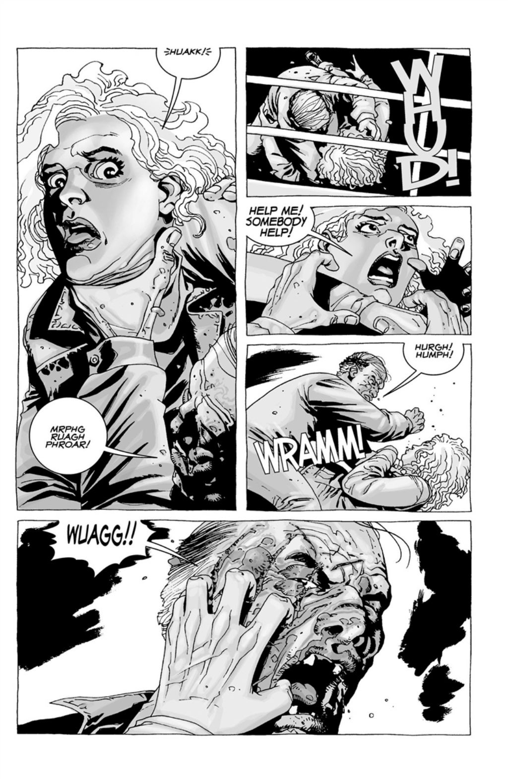 The Walking Dead volume 3 page 127
