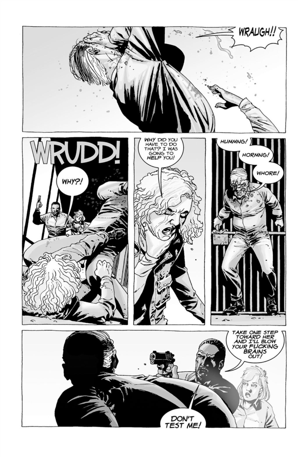 The Walking Dead volume 3 page 128