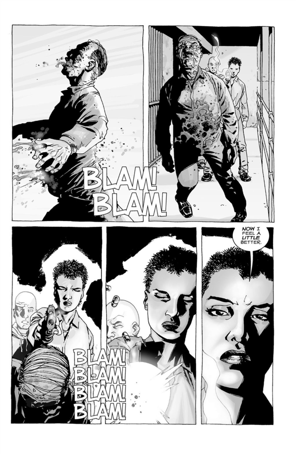 The Walking Dead volume 3 page 129