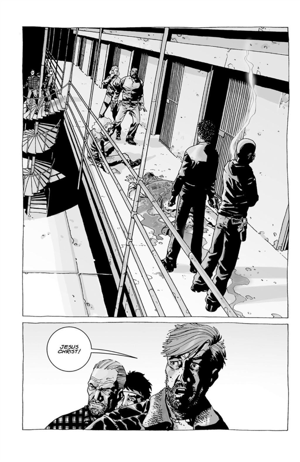 The Walking Dead volume 3 page 130
